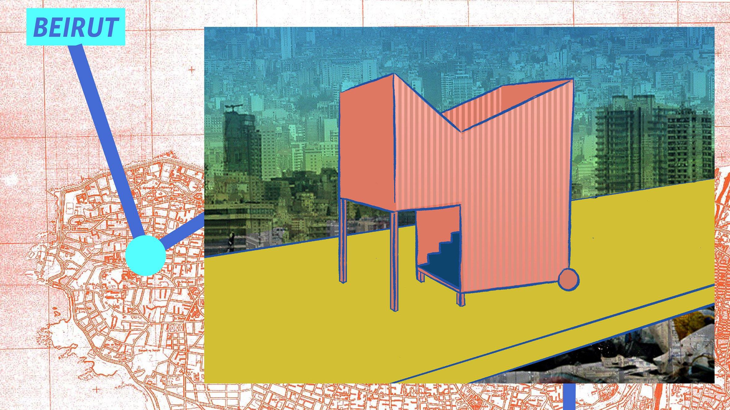 Pochi giorni all'inizio della nuova Beirut Design Week