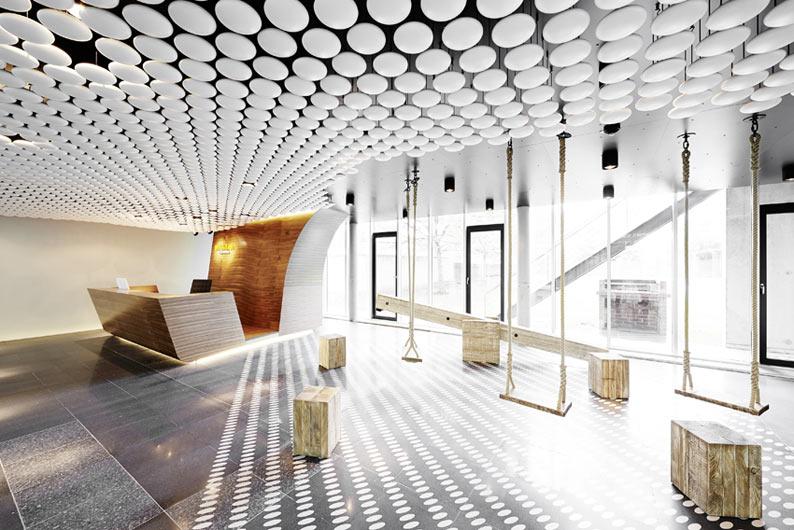 Innocean headquarters Frankfurt: quando l'interior design rispecchia un'azienda