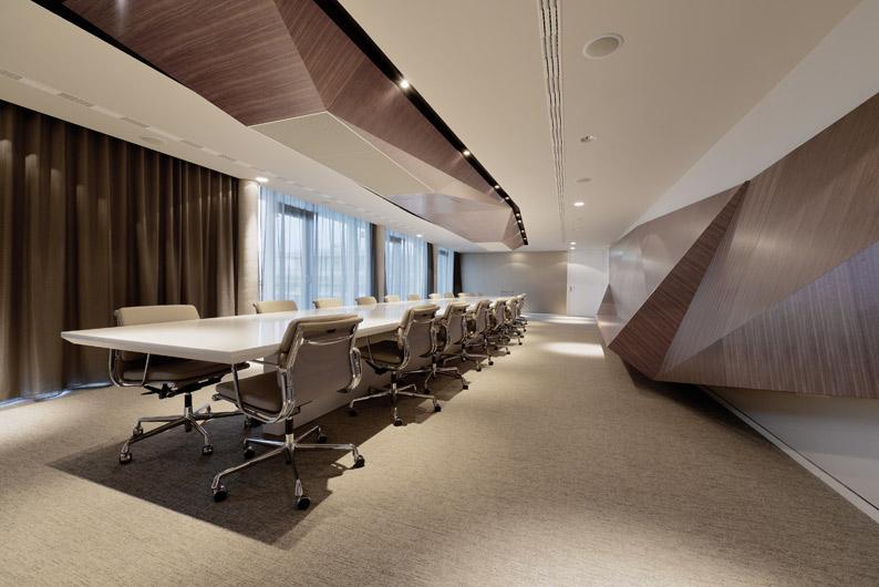 innocean headquarters frankfurt quando l 39 interior design. Black Bedroom Furniture Sets. Home Design Ideas