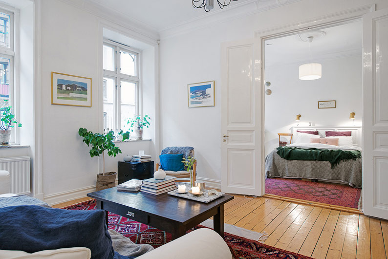 Kastellgatan 17a the address for refined interior design for Interior designer address