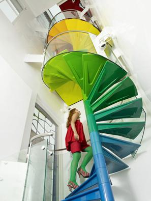 Rainbow House, il mondo parallelo di Londra
