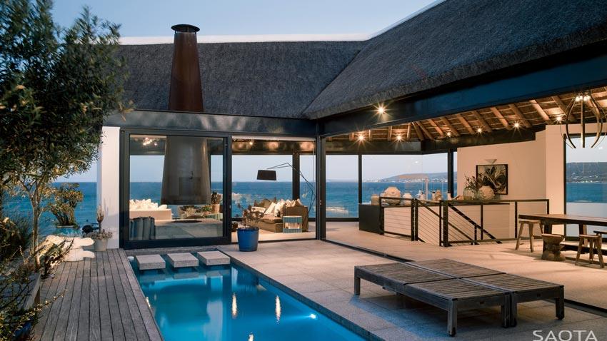 Una casa vacanze tra le montagne e l'oceano