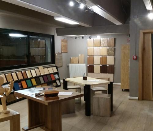 All Wood & Special Materials grows and opens its own showroom