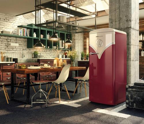 Designer editions: 5 super cool fridges for hot kitchens
