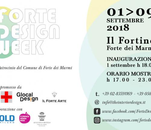 The second edition of Forte Design Week is back