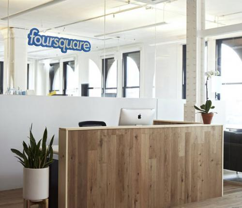 Foursquare fa il check-in a Soho