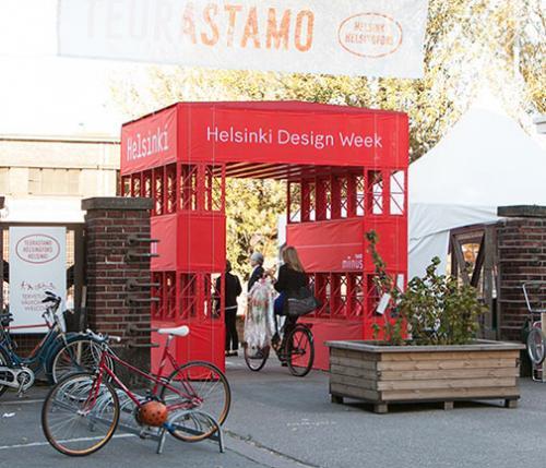 Helsinki Design Week: rotta a nord