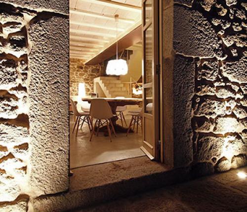 Dom arquitectura un interior design moderno per un antica - Un antica finestra a tre aperture ...