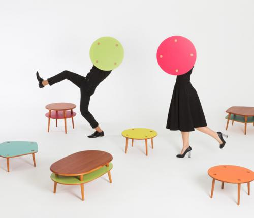 PLAYplay, funny innovative furniture design
