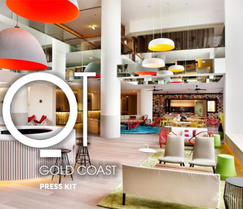 QT Gold Coast: a designer hotel inspired by the eclectic personality of its clients