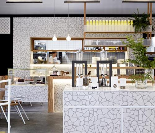 La tana del coniglio? Un bar di design australiano