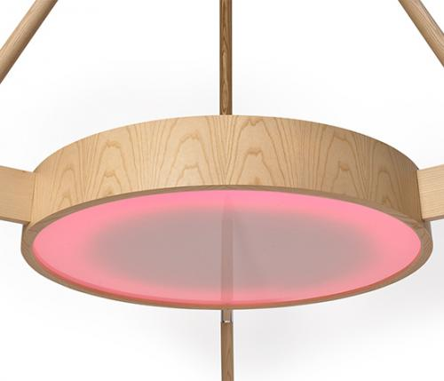 Sifter, outdoor lamp/table