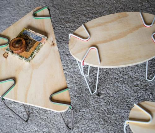 SNAP, the DIY furniture