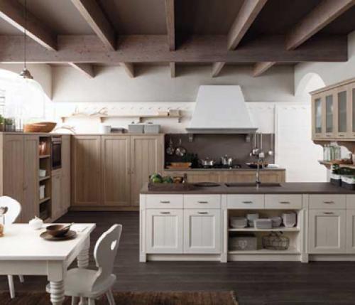 Scandola la casa e i suoi oggetti di design a suon di country for Oggetti per cucina moderna
