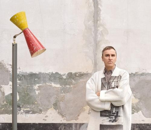 KVADRAT/RAF SIMONS: high fashion fabrics for your home