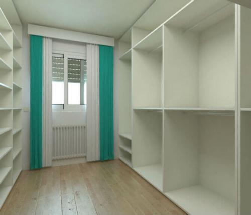 6 design tips for the perfect walk-in wardrobe