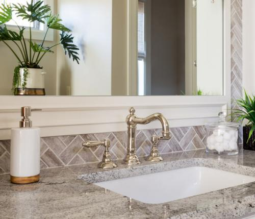 Water-Resistant Countertop Materials to Consider for Your Bathroom