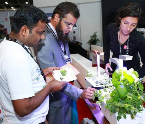 INDEX Dubai: an event that never stops talking about itself