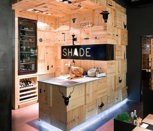 Shade Burger - the place recognized the best restaurant in Europe