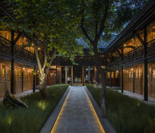 Temple House: when history meets design in the heart of Chengdu