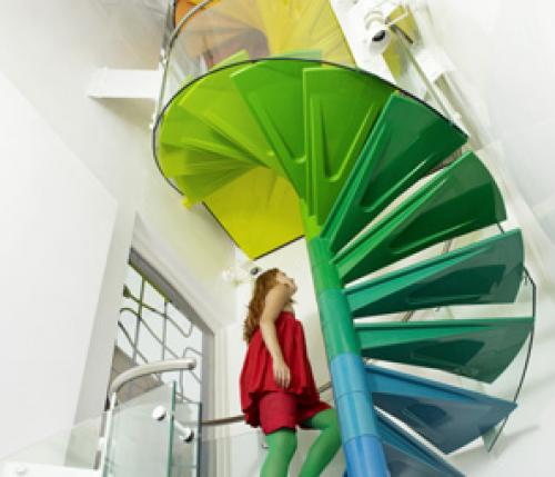 Rainbow House, a parallel universe in London