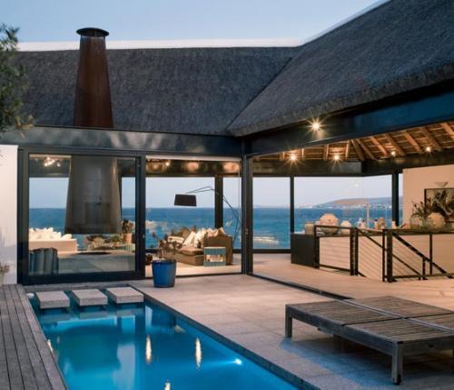 Una casa vacanze tra le montagne e l 39 oceano - Orientamento piscina ...