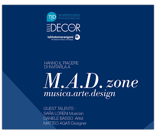 M.A.D. zone 2016