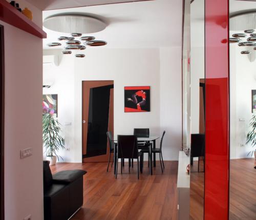 Appartamento in roma for Appartamento design roma