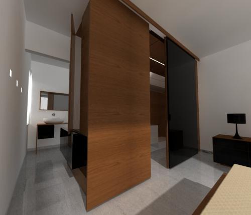 Progetto di interior design per casa spataro for Casa design cattolica