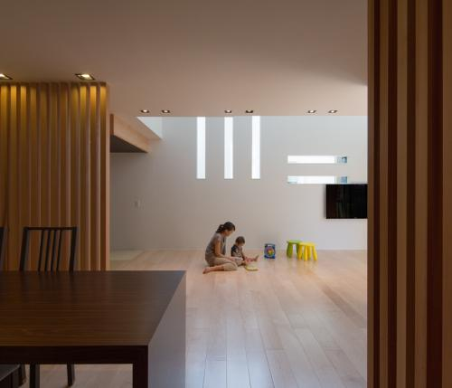 Y2-house・Y3-house  「House of the length and breadth」