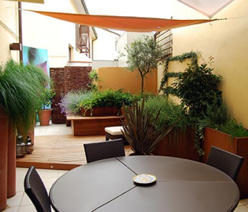 Design in terrazza