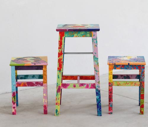Dripping Stools