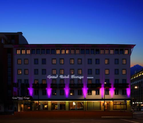 Grand hotel europa for Design hotels europa
