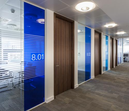 Engineering Office Design: HSB Engineering Offices, Manchester