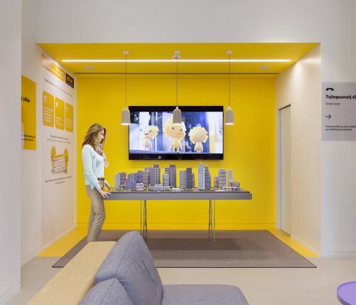 High Touch Digital Branch For Piraeus Bank