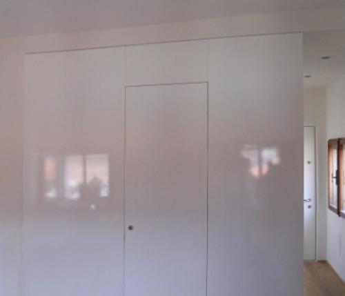 House m le aggiunte invisibili for Planimetrie aggiunte casa