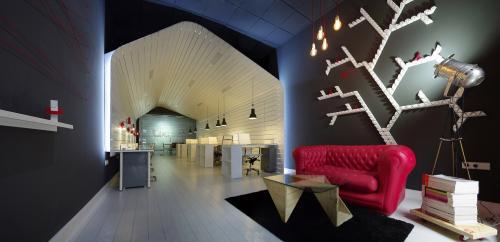 ESPACIO AS-BUILT Coworking