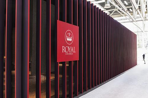 Framing | Royal Ceramica @ CERSAIE 2014 |