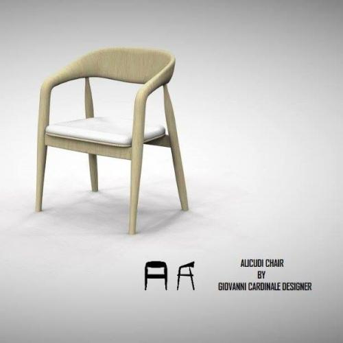 ALICUDI CHAIR by Giovanni Cardinale Designer