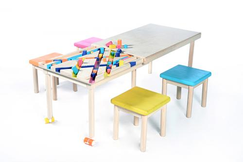 BAWA -table for kids