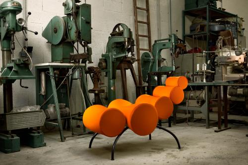 THE ANT LOUNGE CHAIR BY PHILIPPE NACSON