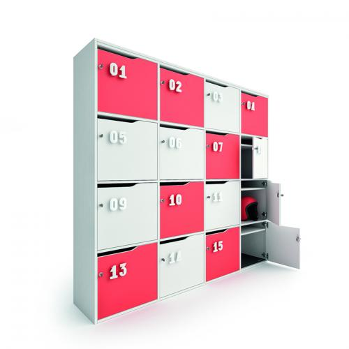 Tutto in ordine con DV549-Lockers