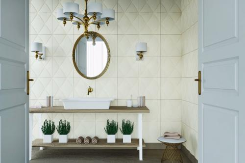 SALENTO Tiles - CAPITONNE' by SSD