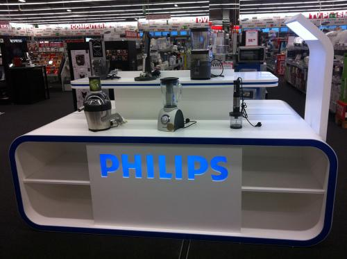 Isola kitchen - Philips