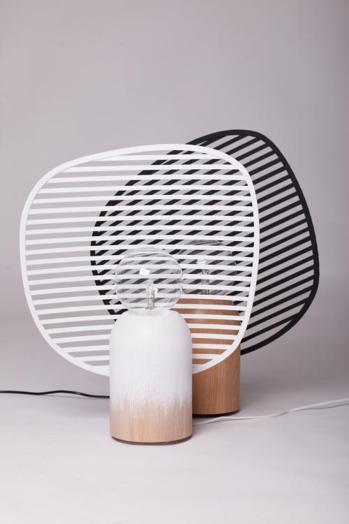 "Lamp ""LOUVERS"""