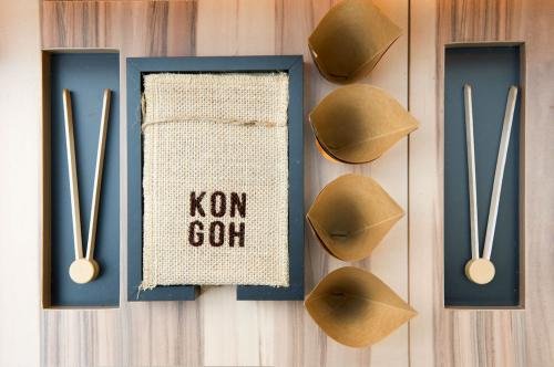 Pop-up Store Kongoh