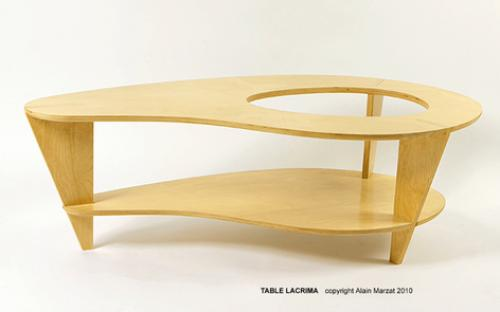 LACRIMA  side table
