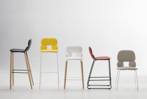 Soffice come una nuvola: Chairs & More presenta Nube