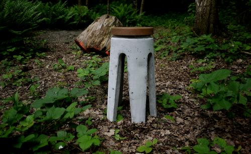 The reintroduction of Nature : Stool