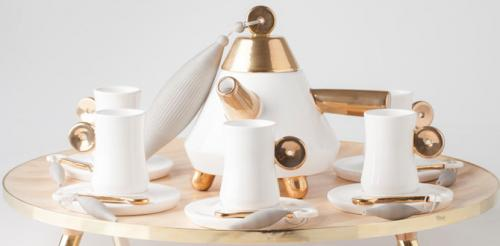 """Sofia"" Tea Set"